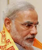 Spiritualism is the real identity of India:Narendra Modi