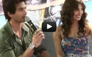 How Shahid Kapoor reacted to Saif Ali Khan – Kareena Kapoor wedding (Video)