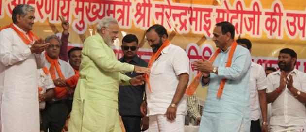Gujarat has lost a capable farmer leader: PM Modi on Radadiya's demise