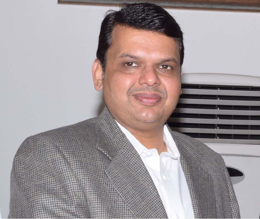 Devendra Fadnavis takes oath as Chief Minister of Maharashtra, Ajit Pawar as Deputy