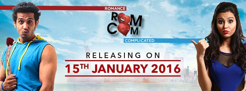 Review of Gujarati Film Romance Complicated – RomCom