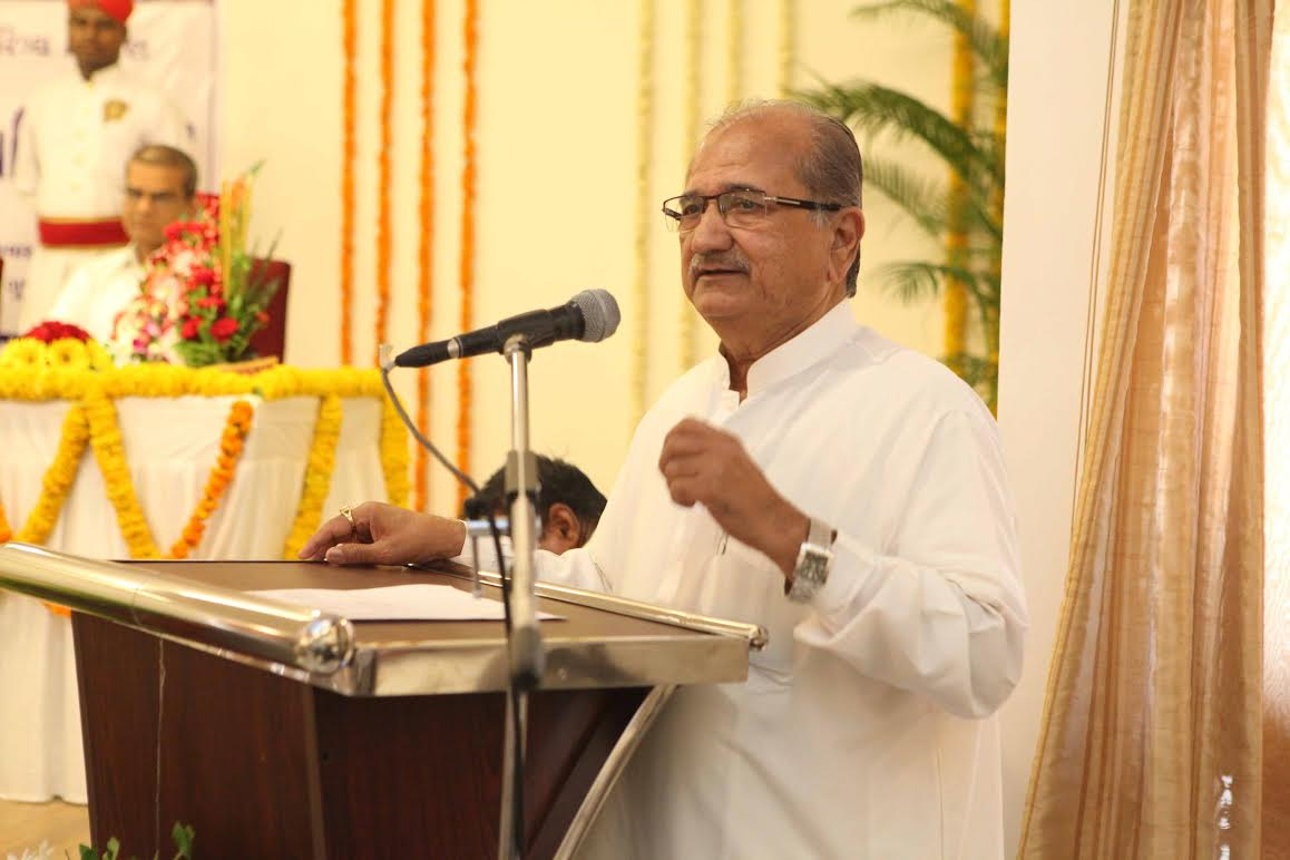 BJP authorized to take call on selection of new GCMMF Chairman/Vice-chairman: Chudasama
