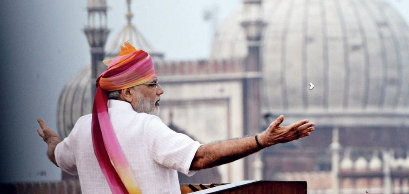 PM Narendra Modi invites suggestions from public for Independence Day speech
