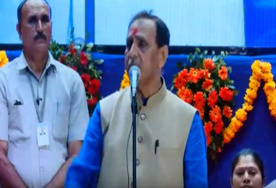 Gujarat CM launches Rs. 133 crore Vhali Dikri Yojna