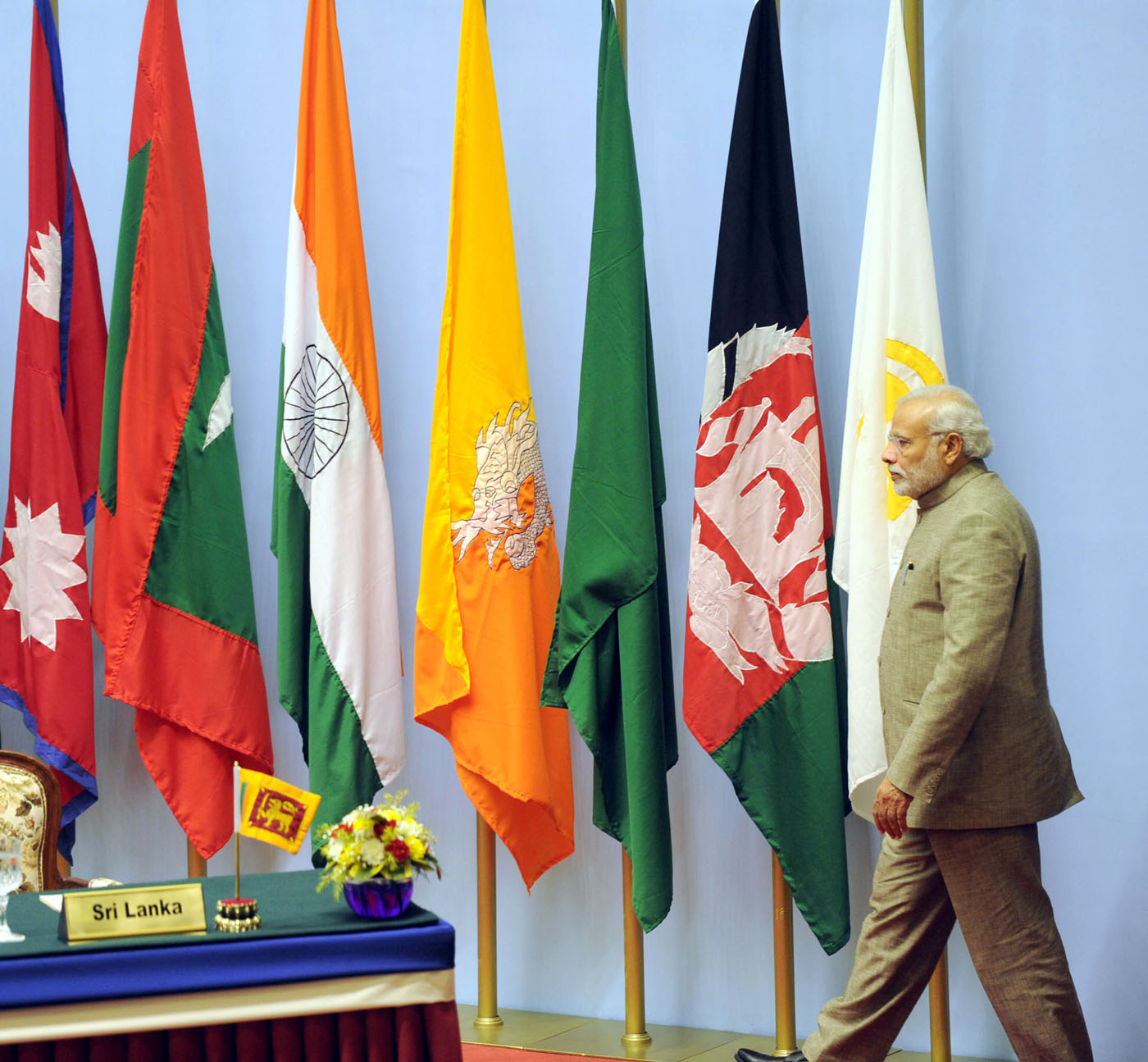 Prime Minister Narendra Modi not to attend SAARC Summit