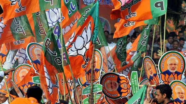 BJP sweeps Chandigarh municipal corporation polls