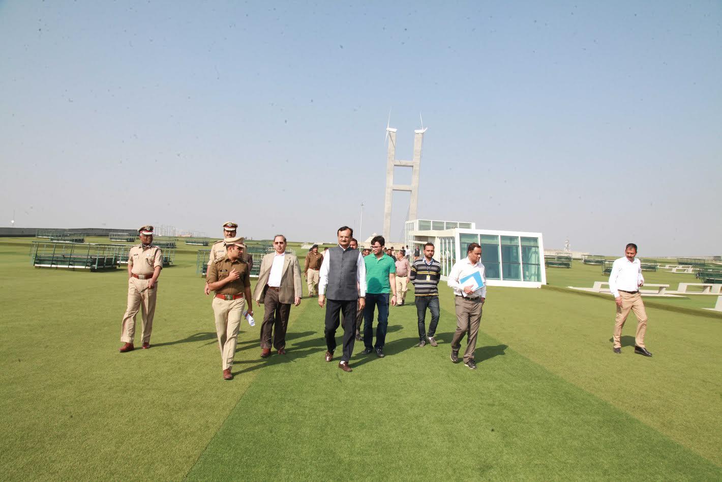 3825 cops on Vibrant Summit duty; MoS Home reviews security arrangements