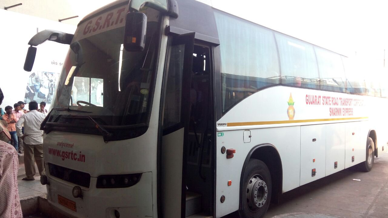 GSRTC hikes discount on tickets booked online