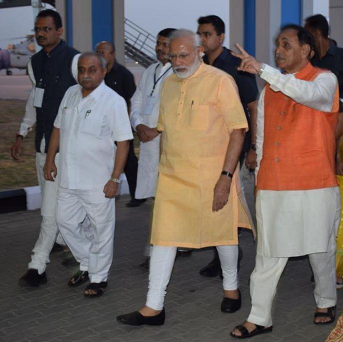 CM, DyCM to attend swearing-in ceremony of PM Narendra Modi in New Delhi