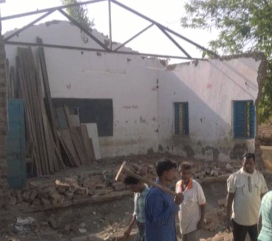 Wall collapse in Gujarat school kills 3, injures 5, assistance announced, probe ordered