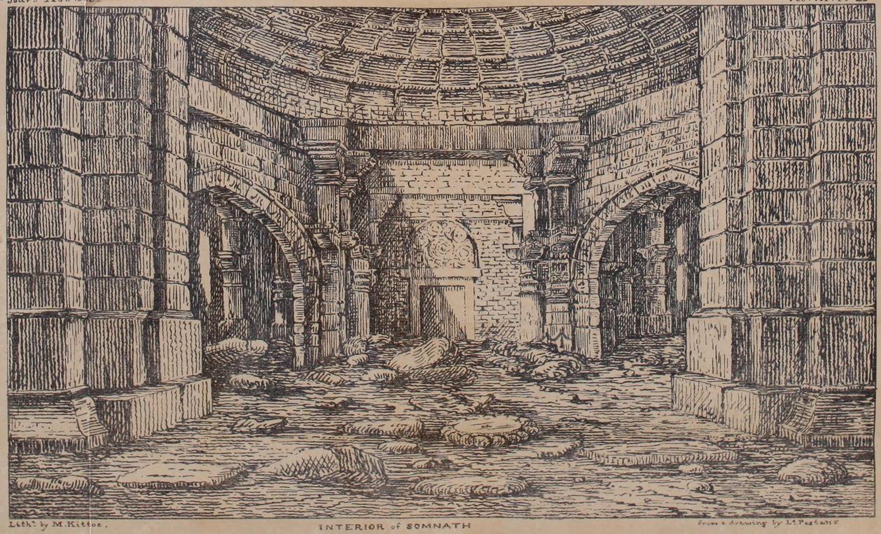 Interior-of-Somnath-by-Kittoe