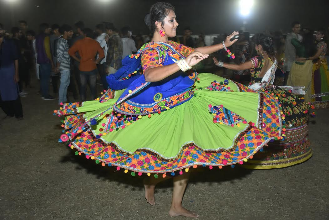 Decision on permission to Navratri Garba events after SOPs are received from Centre: Nitin