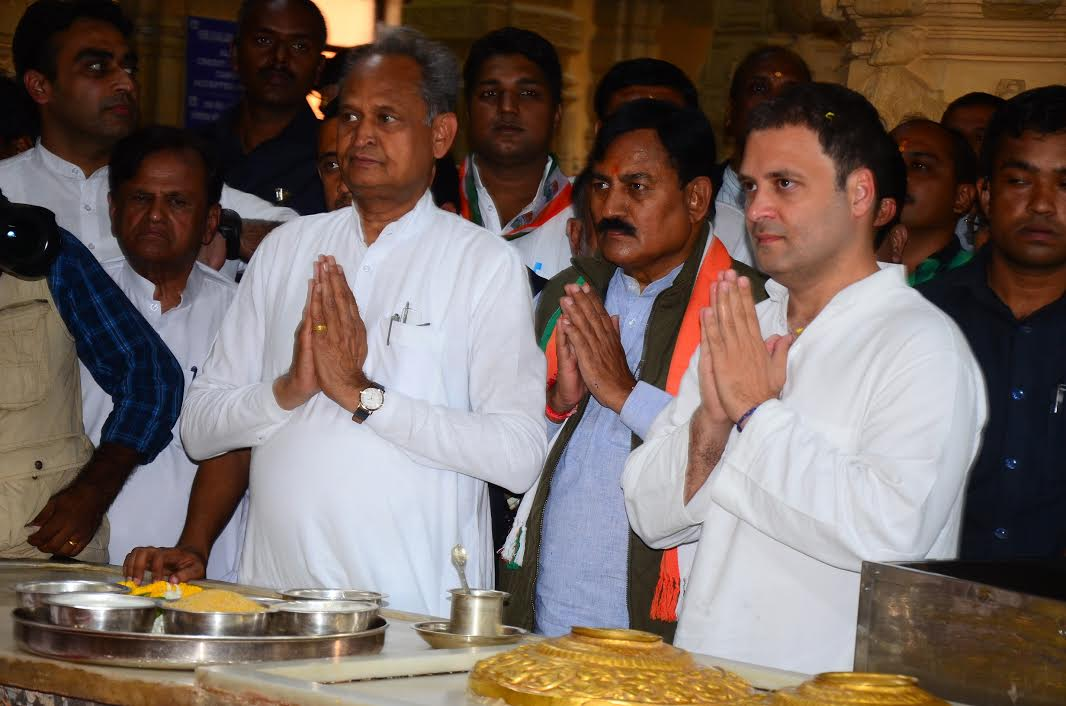 "Congress party postpones Gandhi Sandesh Yatra in Gujarat ""in view of Coronavirus situation"""