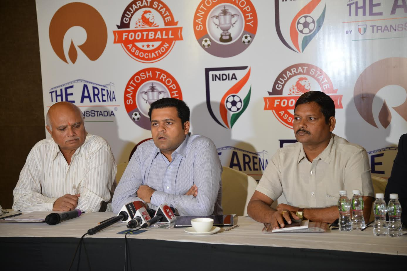 Ahmedabad to host first national level football championship: Santosh Trophy West Zone matches starting from Monday