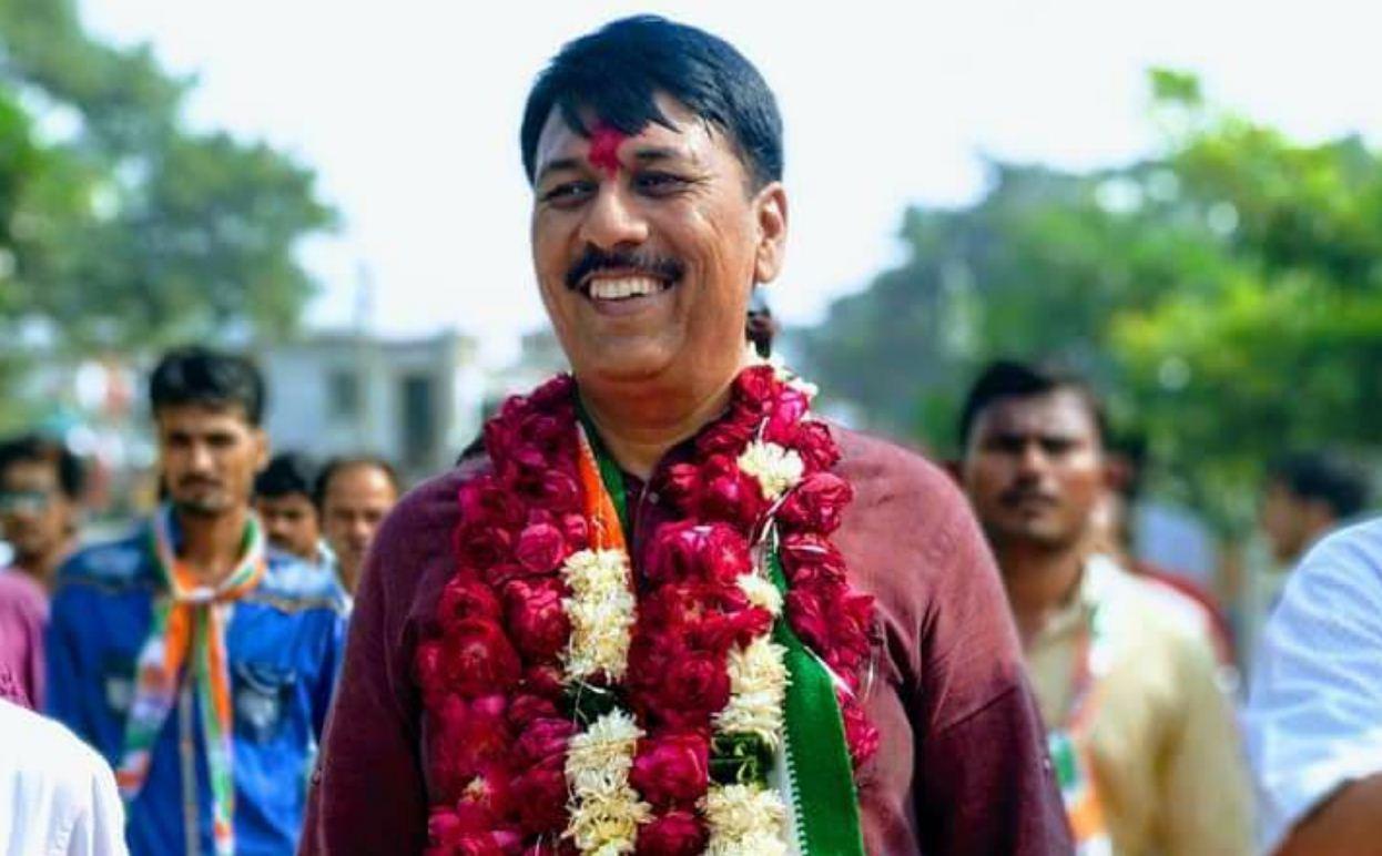 41-year old, 4-term MLA Amit Chavda becomes Gujarat Congress President