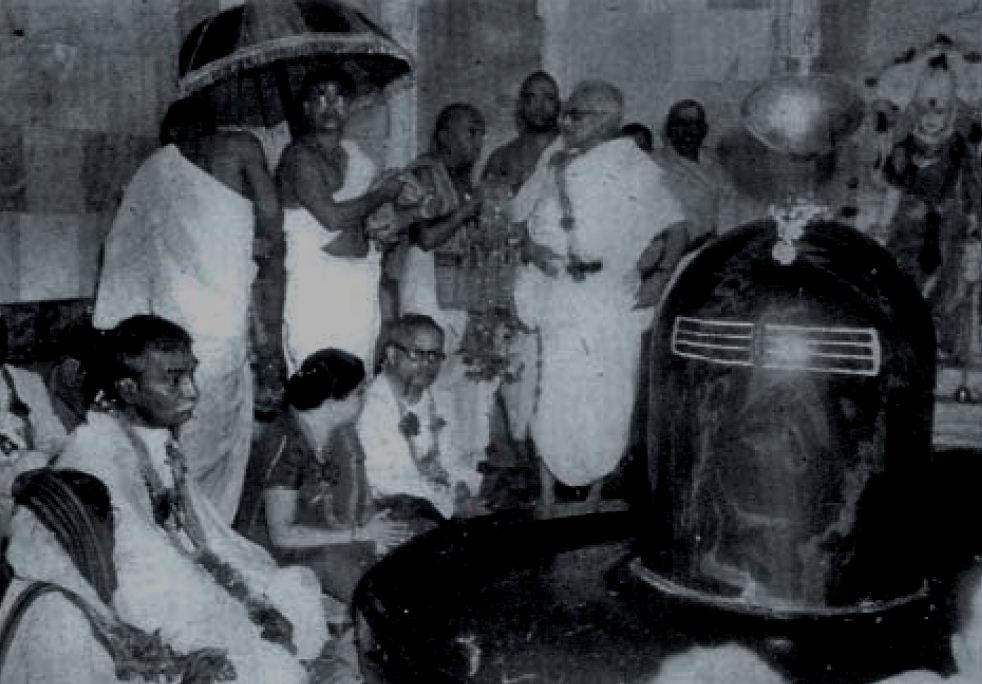 Somnath Series: When President Rajendra Prasad presided the installation ceremony of Somnath Shivalinga