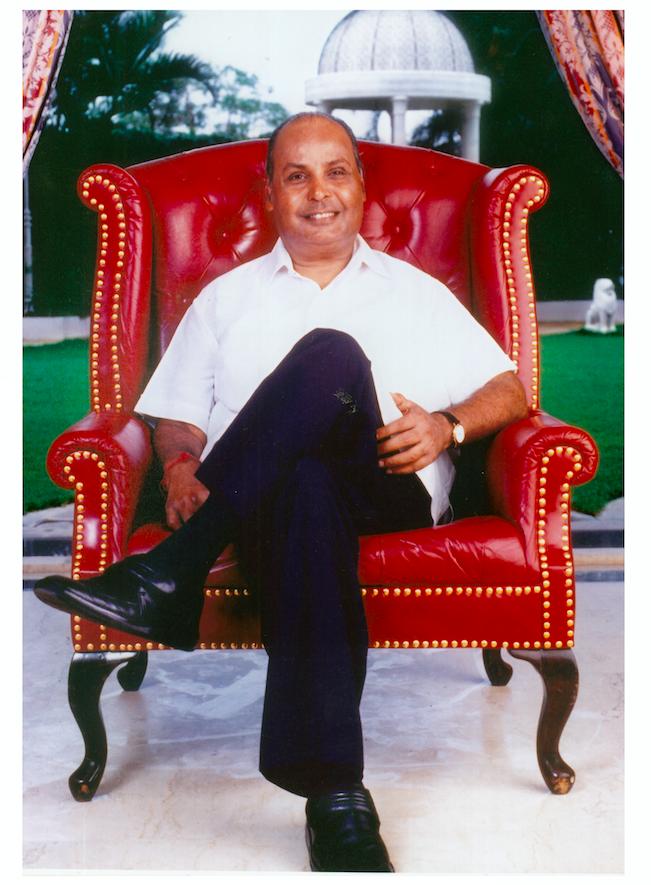 Dhirubhai Ambani : Sublime Indianness