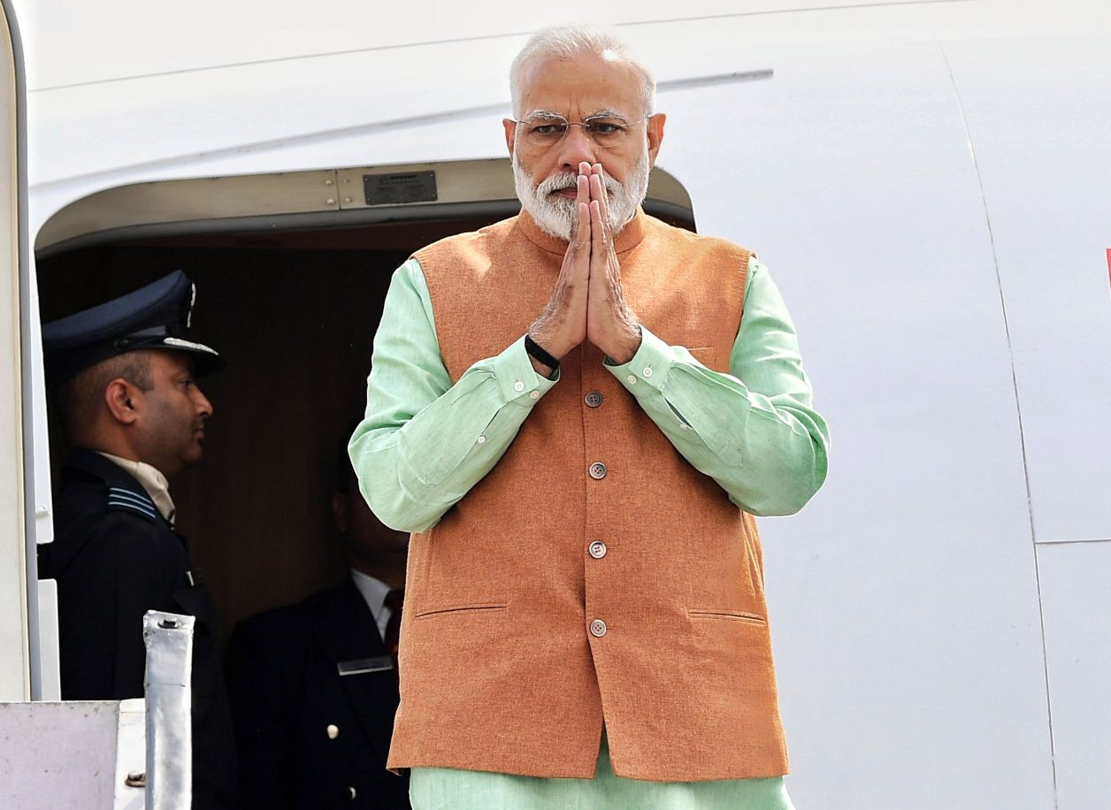 PM Narendra Modi leaves for a week-long America visit