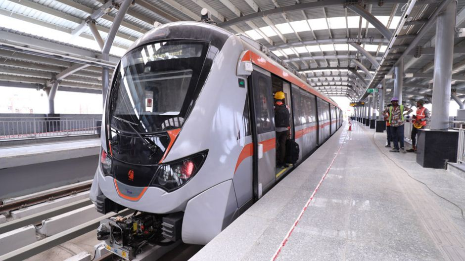 Works for Surat Metro rail project to start in June 2020: Gujarat govt.
