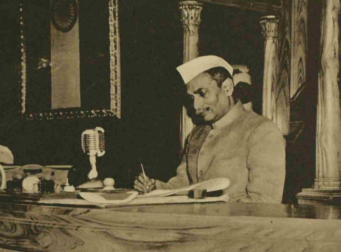 Rajendra-Prasad-President-India
