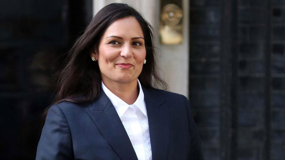 Gujarat origin Priti Patel becomes Britain's first Indian-origin Home Secretary
