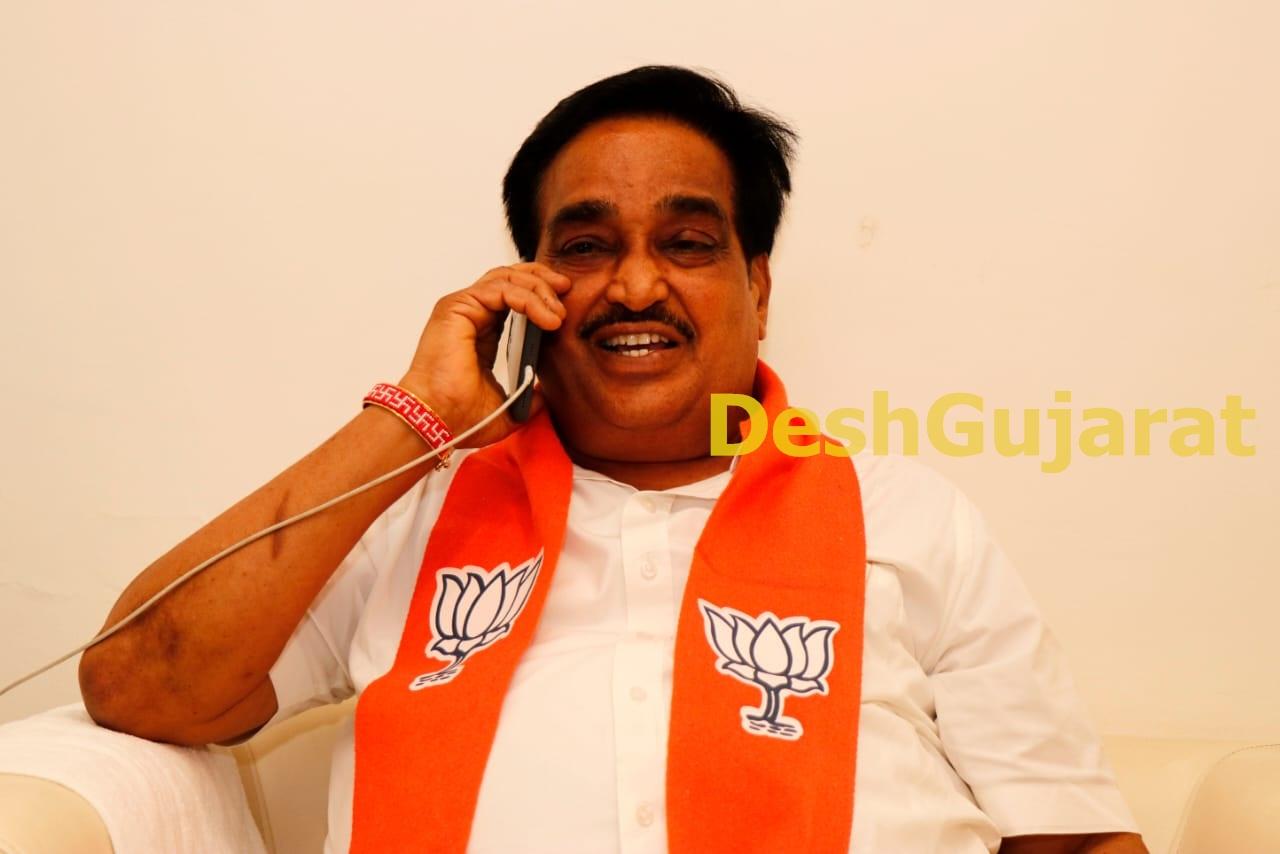 CR Patil is new President of Gujarat unit of BJP