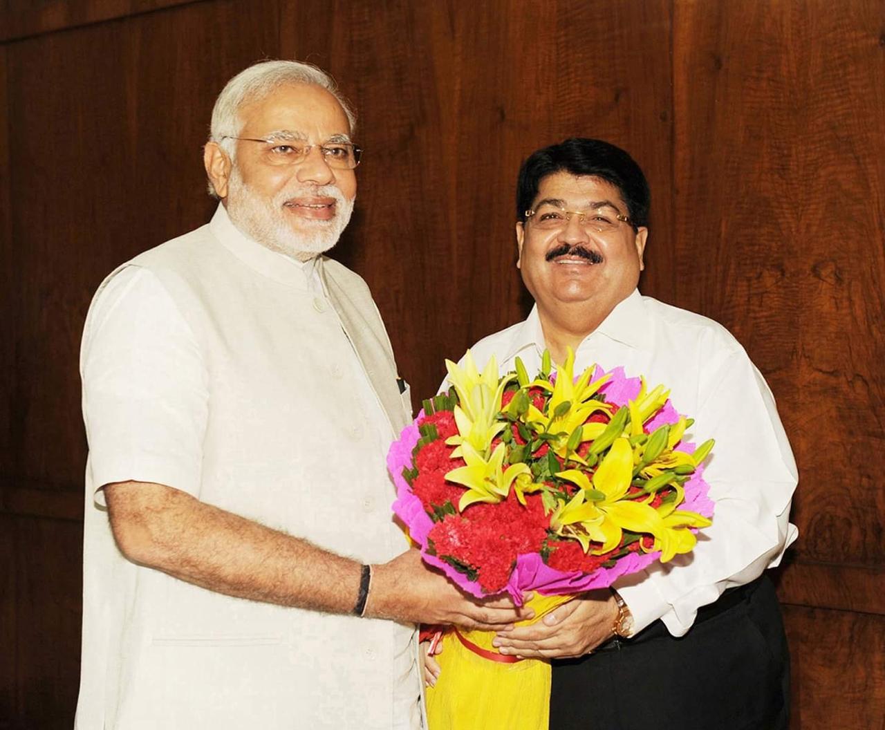 Narendra Modi: a Man of High Morale & High Spirit