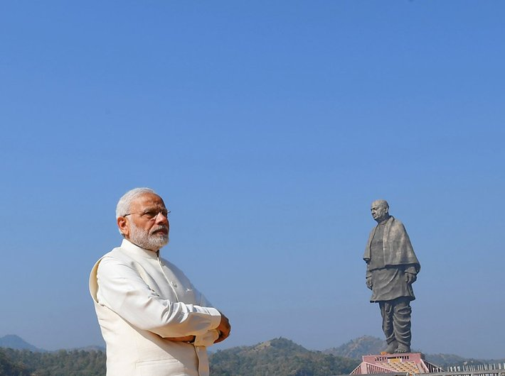 Prime Minister Narendra Modi on two days Gujarat visit