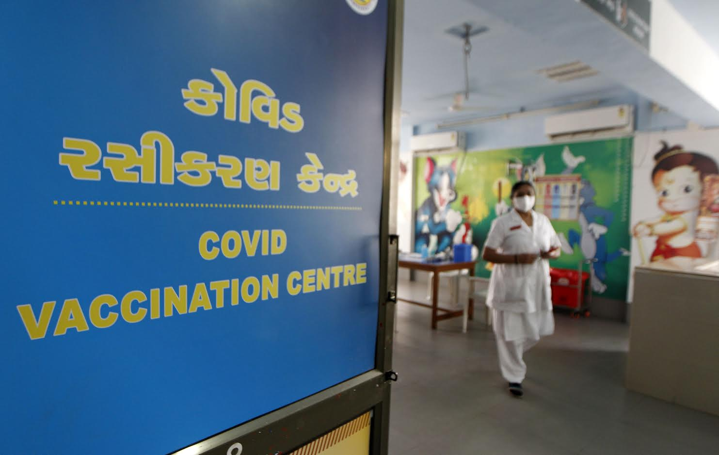 2.5 crore vaccine doses ordered; fourth phase vaccination to start in first half of May: Rupani