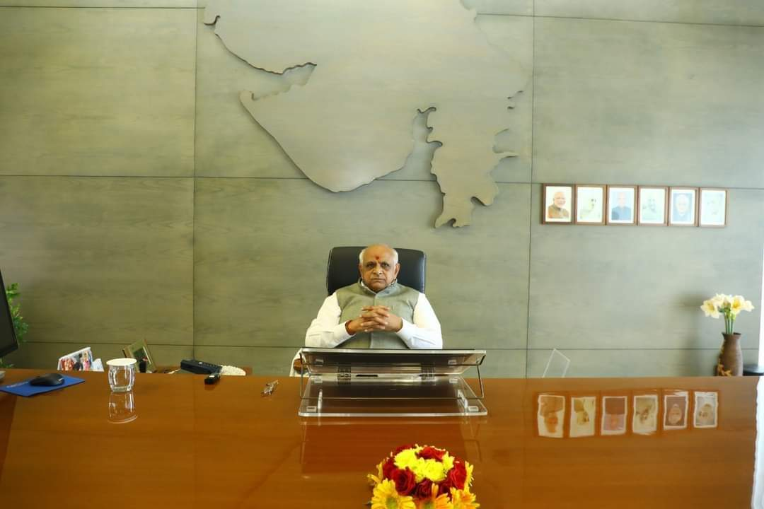 Gujarat CM instructs ministers to meet common people every Monday and Tuesday